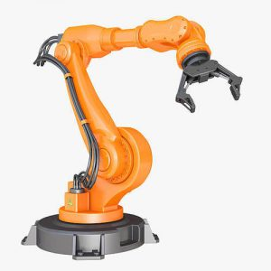 Robot Arm Used in Industries